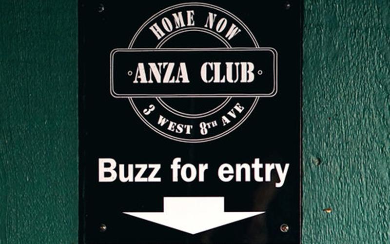 The Anza Club